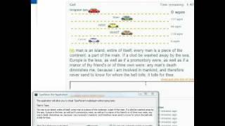 TypeRacer Bot (Typing Test Online)