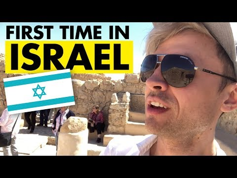 Traveling Across ISRAEL!