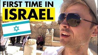 Traveling Across ISRAEL!