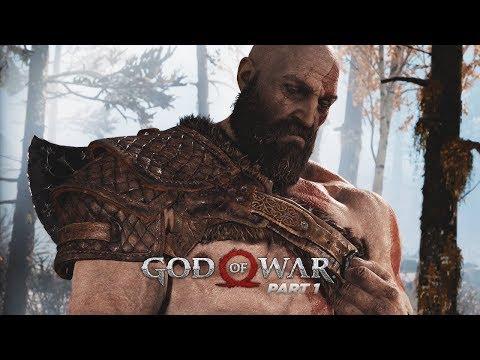 God of War (2018) Part 1 | KRATOS RETURNS (God of War 4)