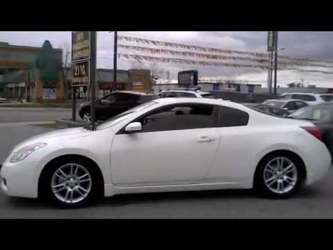 2 Door Altima >> 2008 Nissan Altima 3.5 SE Coupe V6 LEATHER SUNROOF 17ALLOYS Coupe Call Now 1 (866) 980-4721 ...