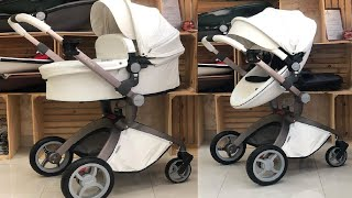 Hot Mom baby Stroller with car seat thumbnail