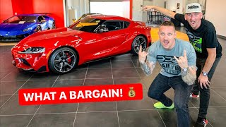Download BOUGHT THE CHEAPEST 2020 SUPRA IN THE COUNTRY! *UNDER MSRP* Mp3 and Videos