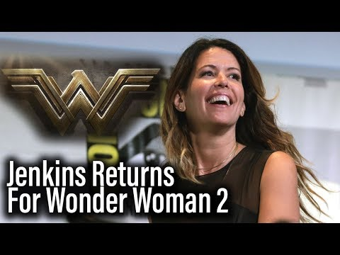 Patty Jenkins Signs To Direct Wonder Woman 2
