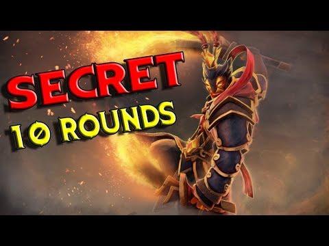 Team Secret vs 10 Rounds game 2 PGL dota 2 Open