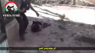 СИРИЯ   АЛЕППО МОМЕНТ СМЕРТИ НАЁМНИКА SYRIA   ALEPPO the time of death of mercenaries