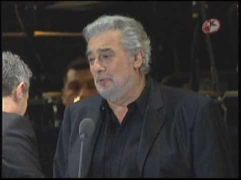 Placido Domingo - On the street where you live