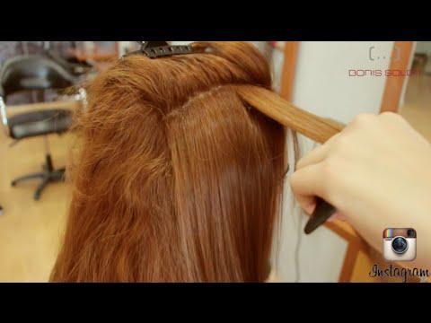 Como aclarar un cabello teñido de oscuro