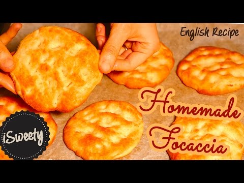 homemade-mini-focaccia-bread-with-semolina-flour-[fluffy-and-fragrant-bread-recipe]