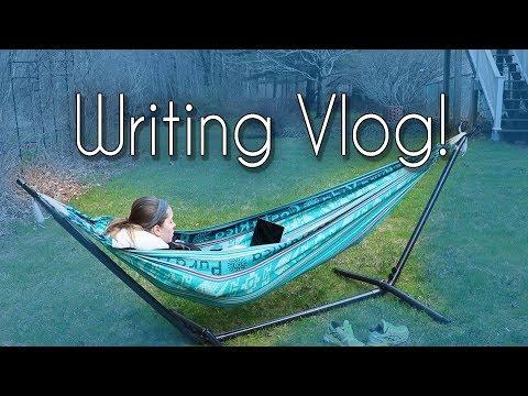 CampNaNoWriMo Vlog - Sending My Novel to Beta Readers!