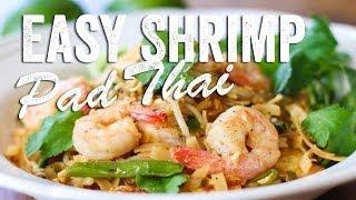 Easy Shrimp Pad Thai Recipe : Bits & Pieces - Season 1, Ep.11