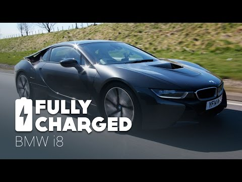 BMW i8 | Fully Charged