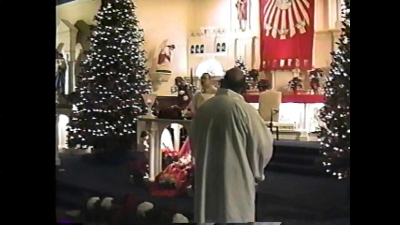 Holy Angels Christmas Eve  12-24-03