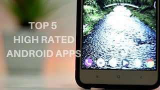 Top 5 Most Rated Android apps For Free - Videourl de