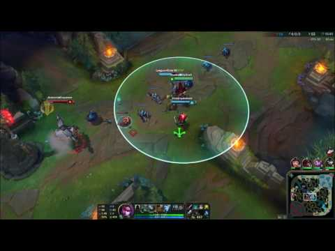League of Legends commentary: Bronze 2 gameplay