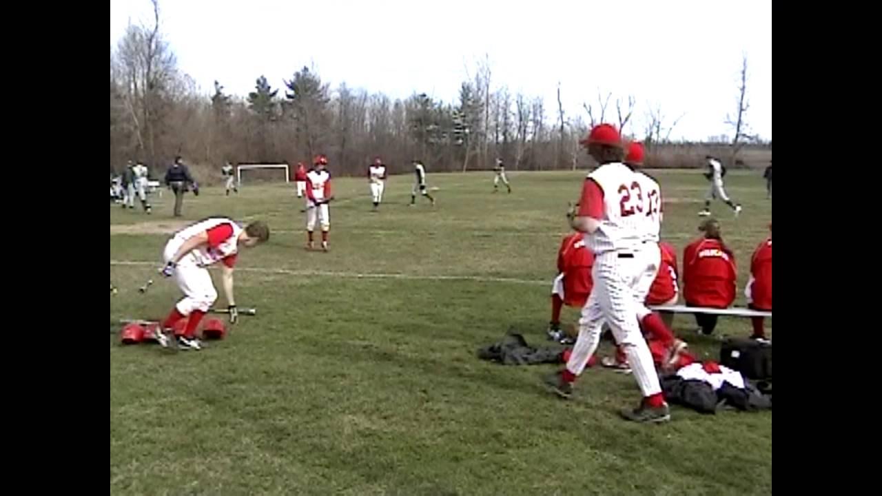 Chazy - Schroon Lake Baseball  4-24-07