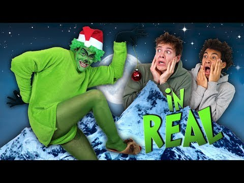 WEIHNACHTSFILME in REAL LIFE | Joey's Jungle