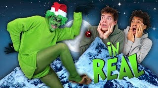 WEIHNACHTSFILME in REAL LIFE | Joey