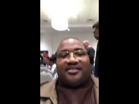 Jonathan Kinloch was live, at the DSCC December Mtg
