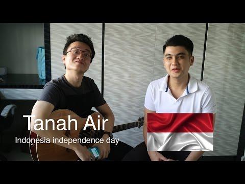 Tanah Air (HALFcoustic cover)