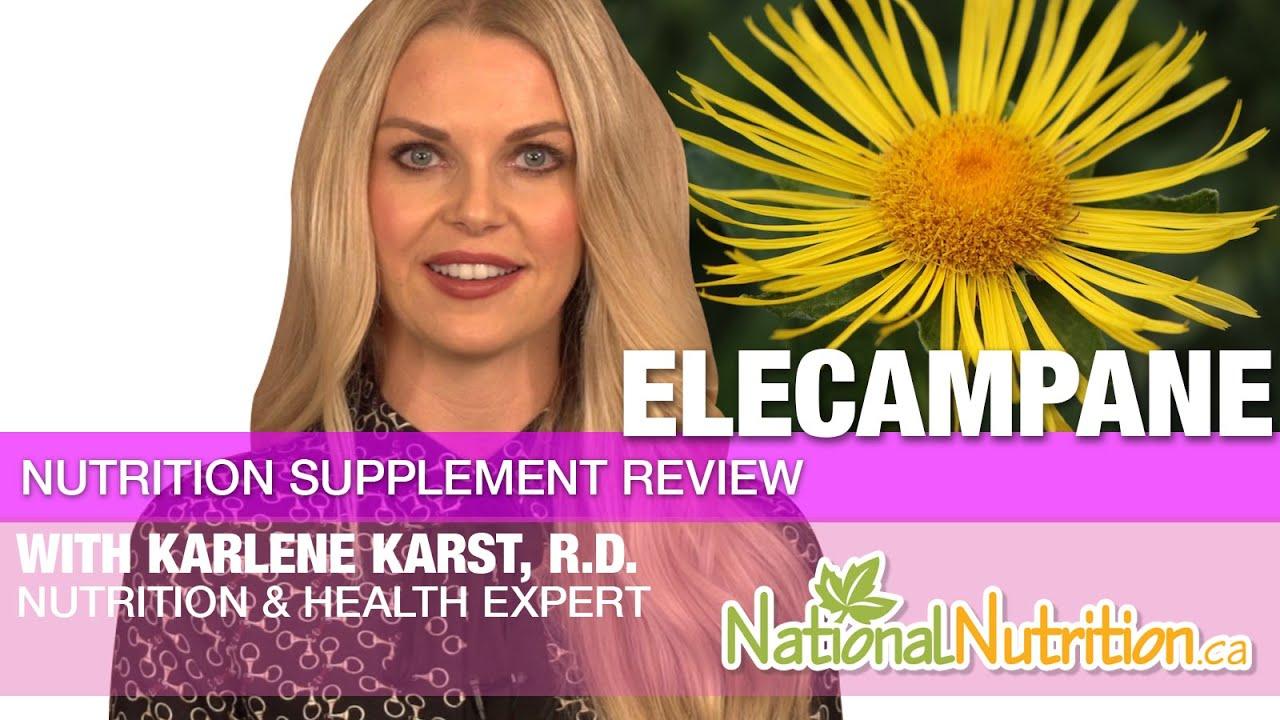 Elecampane: gyógyászati tulajdonságok és alkalmazás - Vitaminok, Kezelés elecampane férgekkel