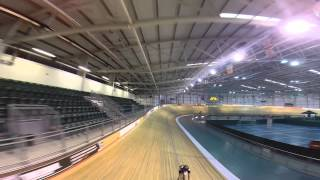 Mekk Bicycles 2015 Track Bike Newport Velodrome Drone Edit