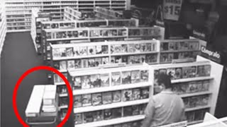 5 Unexplained Mysteries Caught On Tape