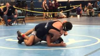 JAE wrestling 12/11/15
