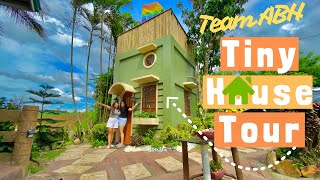 Team Abh's Tiny House Tour | Philippines  Part 1