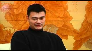 Yao Ming Interview On Jeremy Lin