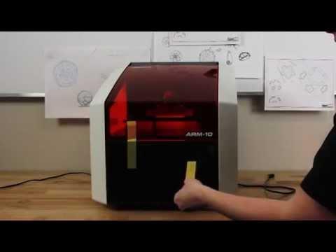 monoFab ARM-10 3D Printer  - Tutorial