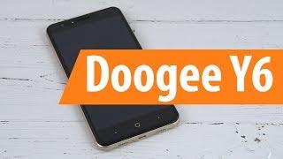 Розпакування Doogee Y6 / Unboxing Doogee Y6