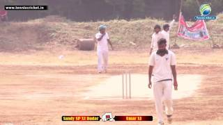 Sandy SP XI (Dadar) VS Umar XI | Full Match | Dhuri XI Trophy 2016 | Jogeshwari