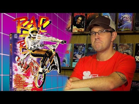 RAD: The Raddest (and Only?) BMX Racing Movie - Rental Reviews
