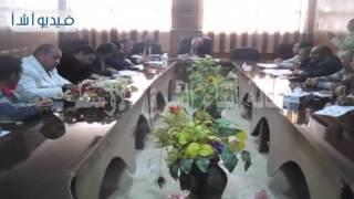 بالفيديو.محافظ جنوب سيناء يؤكد على سرعة استكمال مرافق مشروع : ابنى بيتك بالعريش