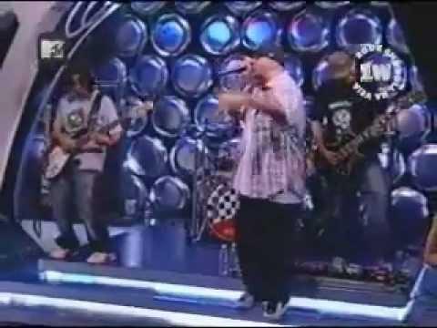 Charlie Brown Jr - Senhor do Tempo (Jornal da MTV 2007)