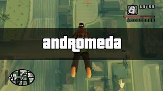 GTA San Andreas (DYOM) #01 - Andromeda