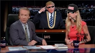 Ann Coulter Thug Life: Shots Fired on Real Time with Bill Maher Part 2