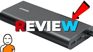 ❤️ Anker Powercore+ 26800 PD Review ❗ The Best Portable Battery For Switch Iphone Laptops ❤️