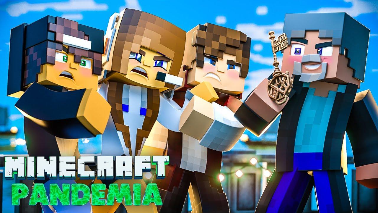 Minecraft PANDEMIA - EP 20 | O FIM!