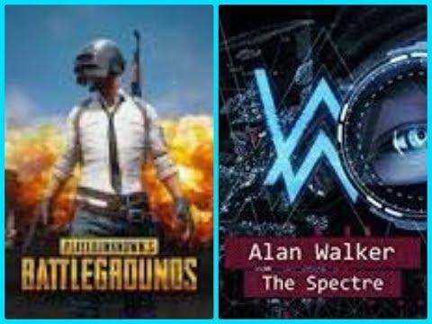 ALAN WALKER SPECTRE - PUBG MIX MUSIC VIDEO
