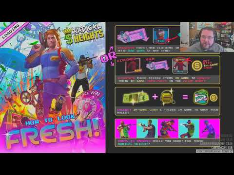 Boogie plays - Radical Heights