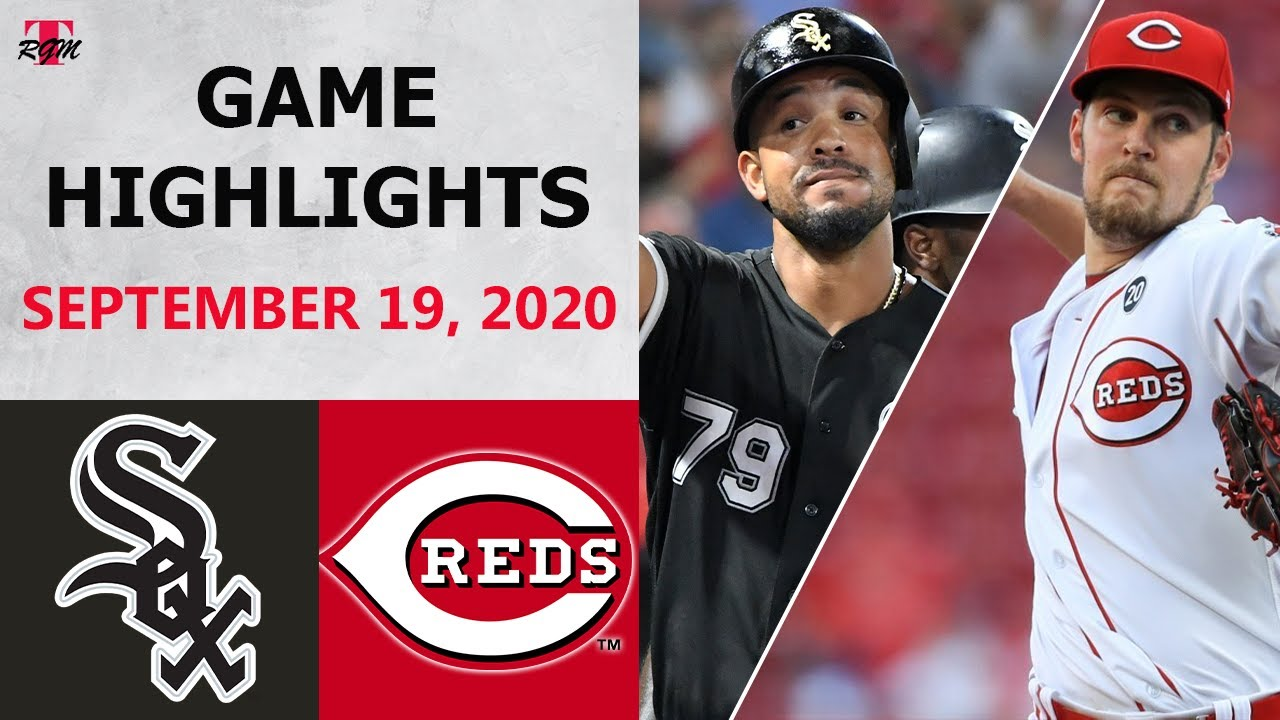 Chicago White Sox vs. Cincinnati Reds Highlights | September 19, 2020 (Keuchel vs. Bauer)