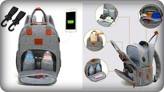Чудо-рюкзак для мамы и малыша. Обзор