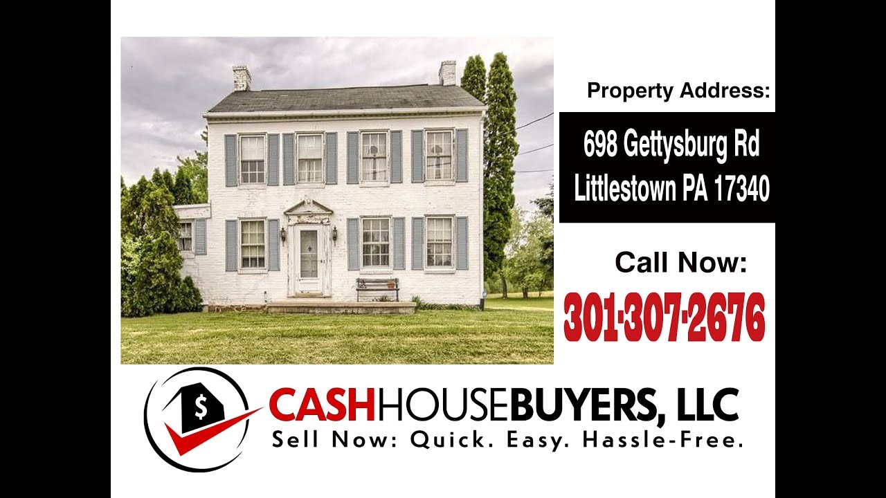 TESTIMONIAL We Buy Houses Littlestown PA | CALL 301-307-2676 | Sell Your House Fast Littlestown PA