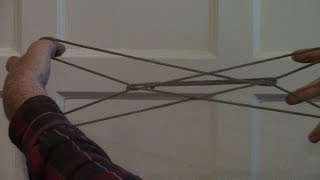 Solo Cat's Cradle: Cat's Eye To Fish In A Dish