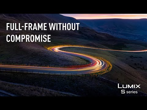 It's true… LUMIX Full Frame Cameras are Coming! Introducing the #LUMIXS Series (and a LOT more)