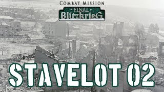 Combat Mission Final Blitzkrieg: Stavelot 02