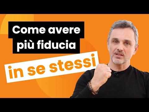 Come avere più fiducia in se stessi | Filippo Ongaro