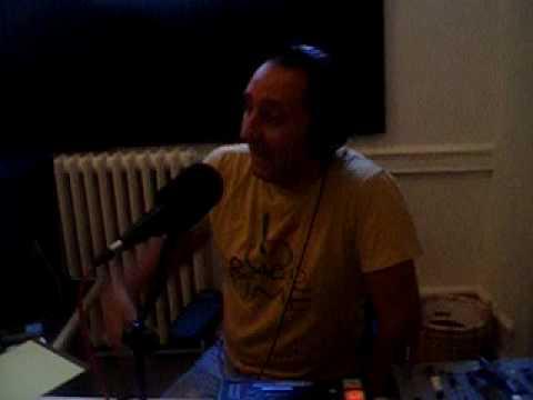 Raf Dj on LSL a Jeanie Hopper radio show New York City
